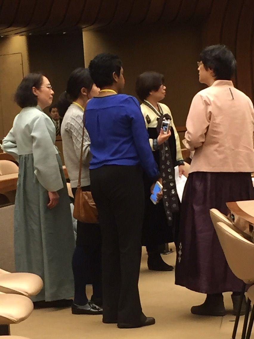 【国連】日本の夫婦同姓・マタハラ・慰安婦問題 …女性差別撤廃、国連委が厳しく勧告 [無断転載禁止]©2ch.net YouTube動画>5本 ->画像>22枚