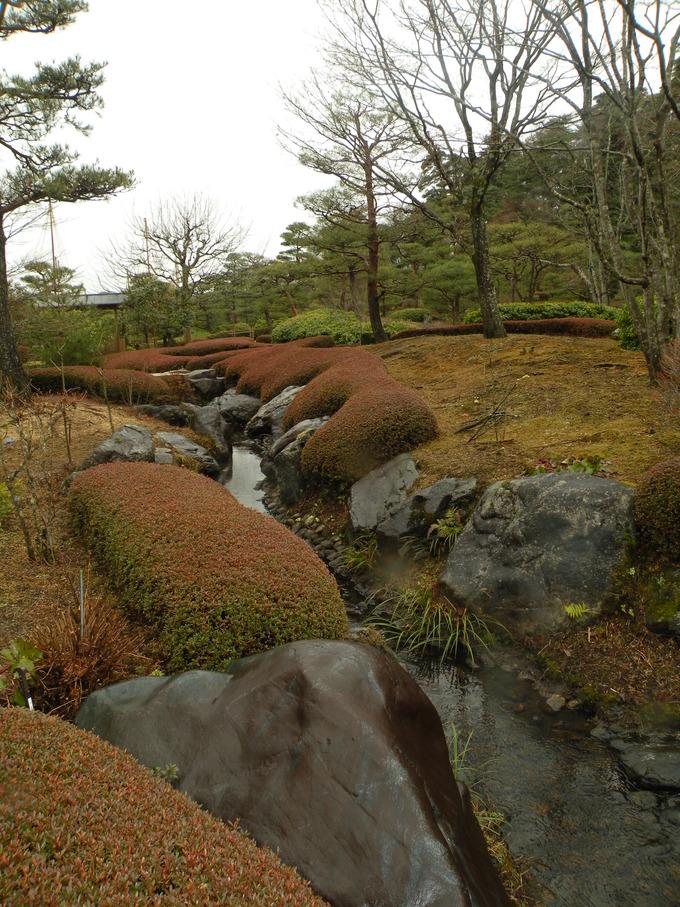 翠楽苑日本庭園 福島県白河市