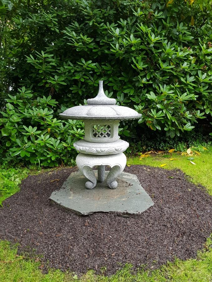 海外の日本庭園 ドイツ丸雪の写真
