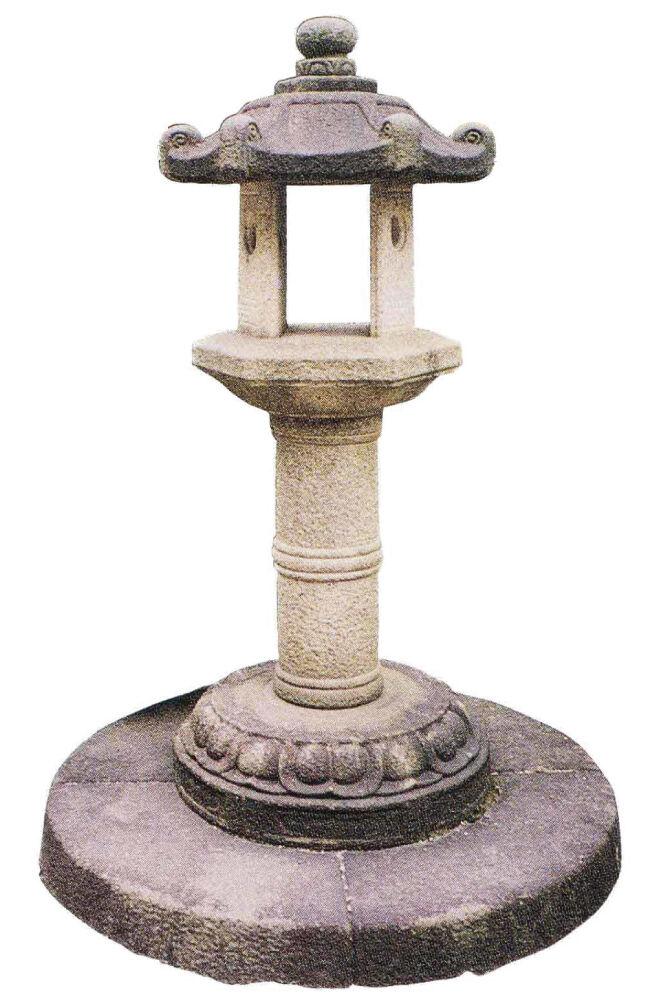 平等院型石燈籠