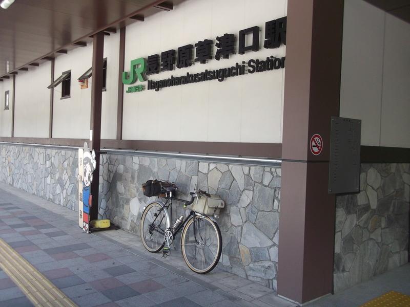 夏の恒例一泊ランin菱野温泉