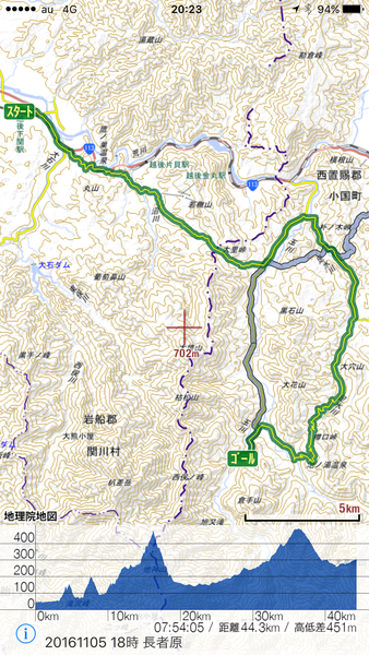 プライベートラン4(山形置賜地方十三峠の山旅)