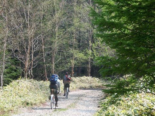プライベートラン1(南、中央アルプス自転車絶景の旅)