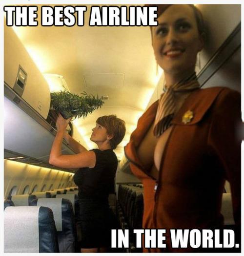 世界一の航空会社