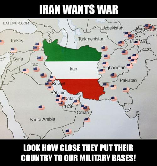 イラン包囲網