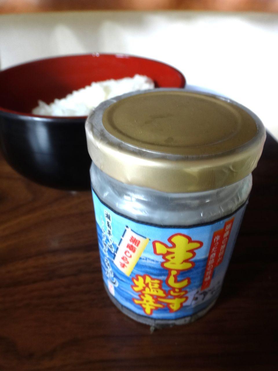 湘南といえばしらす、物珍しいねっとりとしたしらすの塩辛。 : 二人 ...