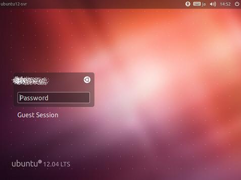 Ubuntu Server にデスクトップ環境をインストール : すぐに忘れ ...