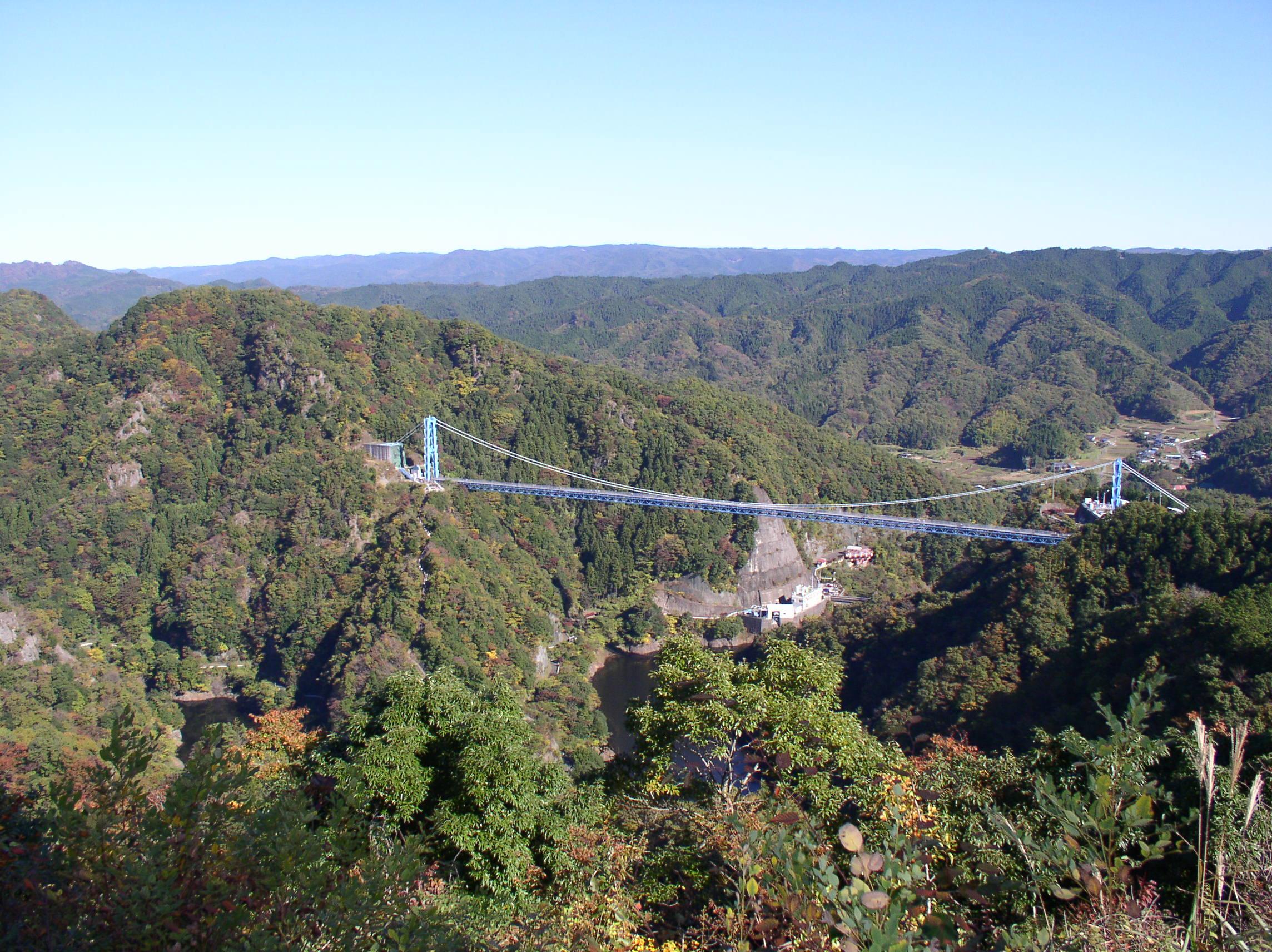 竜神大吊橋 に対する画像結果