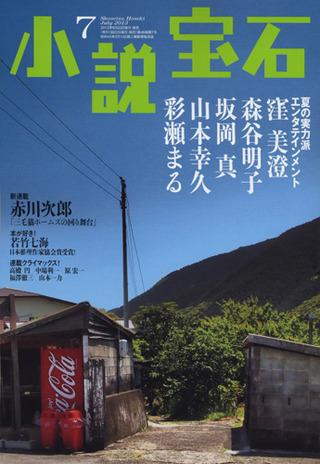 小説宝石2013年7月号