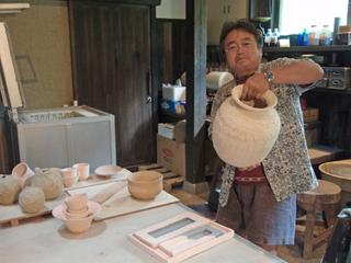 馬瀬で陶芸を_2