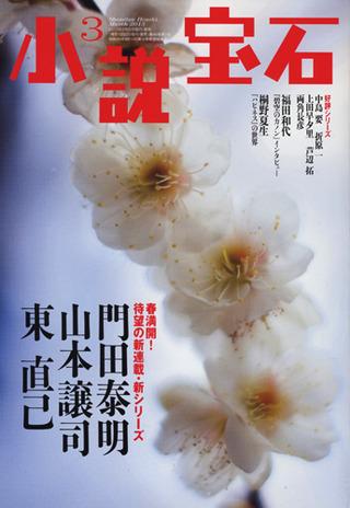 小説宝石2013年3月