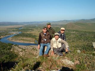 モンゴルへタイメンを釣りに 13-2