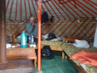 モンゴルへタイメンを釣りに 11-2