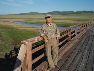 モンゴルへタイメンを釣りに 09-1