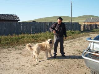 モンゴルへタイメンを釣りに 12-1