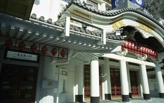 歌舞伎座2013年3月