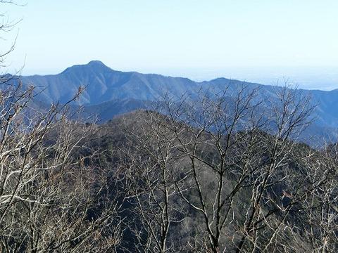 2016年 登り納めは「三頭山
