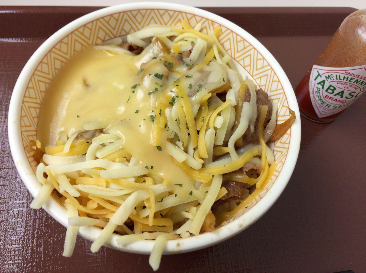 牛 丼 すき家