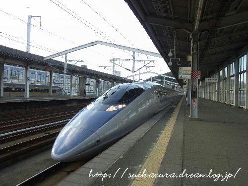 松江2018新幹線1