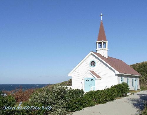角島 教会