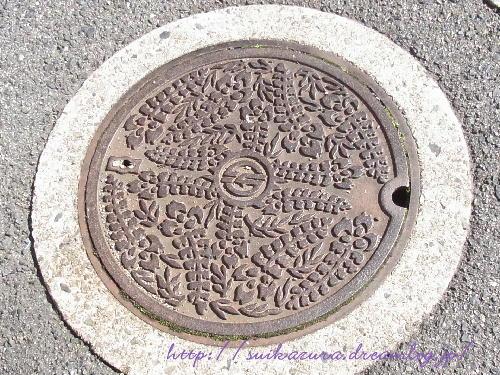 倉敷マンホール2019-1