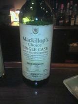 Mackillop's BORMORE 1989