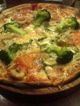 コントワールのピザ