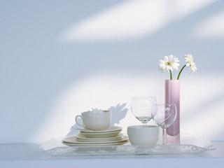 お花テーブル