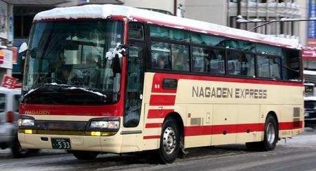 とある信州のバスマニア : 高速バス