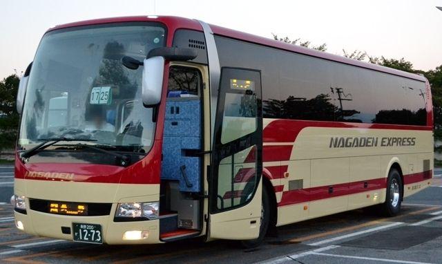 とある信州のバスマニア : 長電の高速バスに新型車登場!