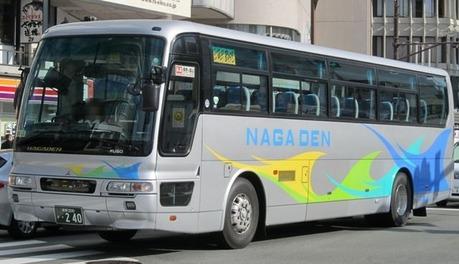 とある信州のバスマニア : 長電バス