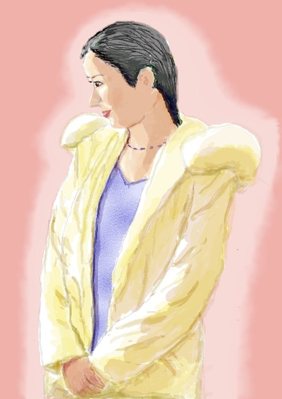 23少女提出背景ピンク[3248]