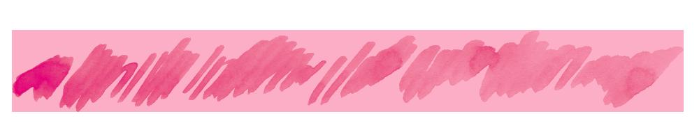 水彩素材024 ライン3色 : 商用可のフリー水彩素材│suisaisozai