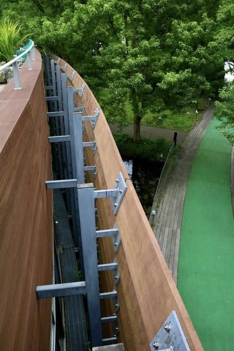 山梨県立富士湧水の里水族館 森の中の水族館-24