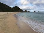 加計呂麻島の徳浜