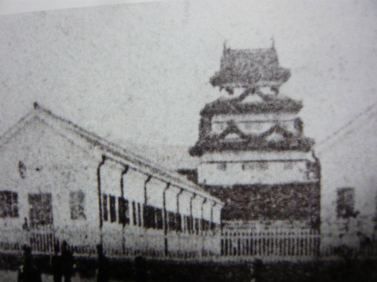 高崎城 : 城とか陵墓とか
