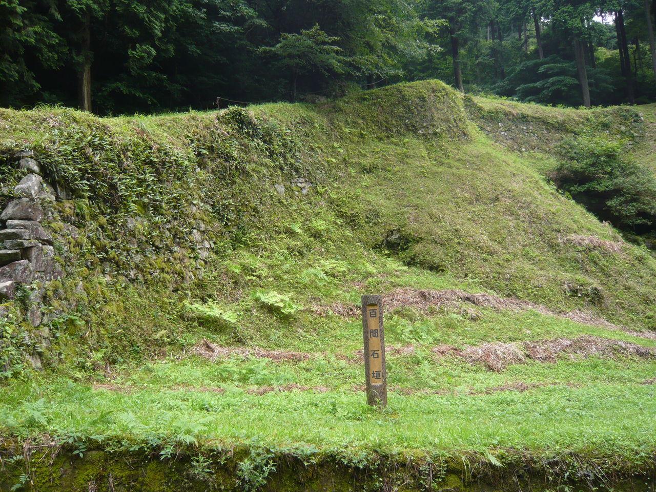 城とか陵墓とか : 大野城