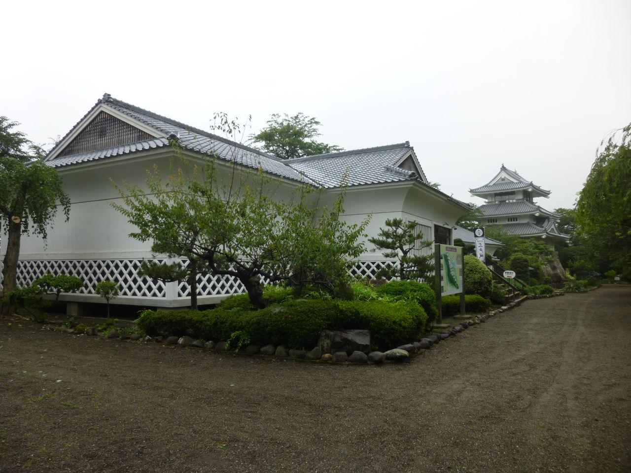 城とか陵墓とか : 三戸城