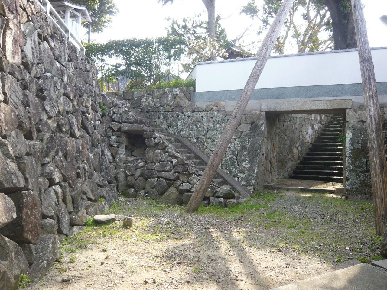 城とか陵墓とか : 紀伊田辺城