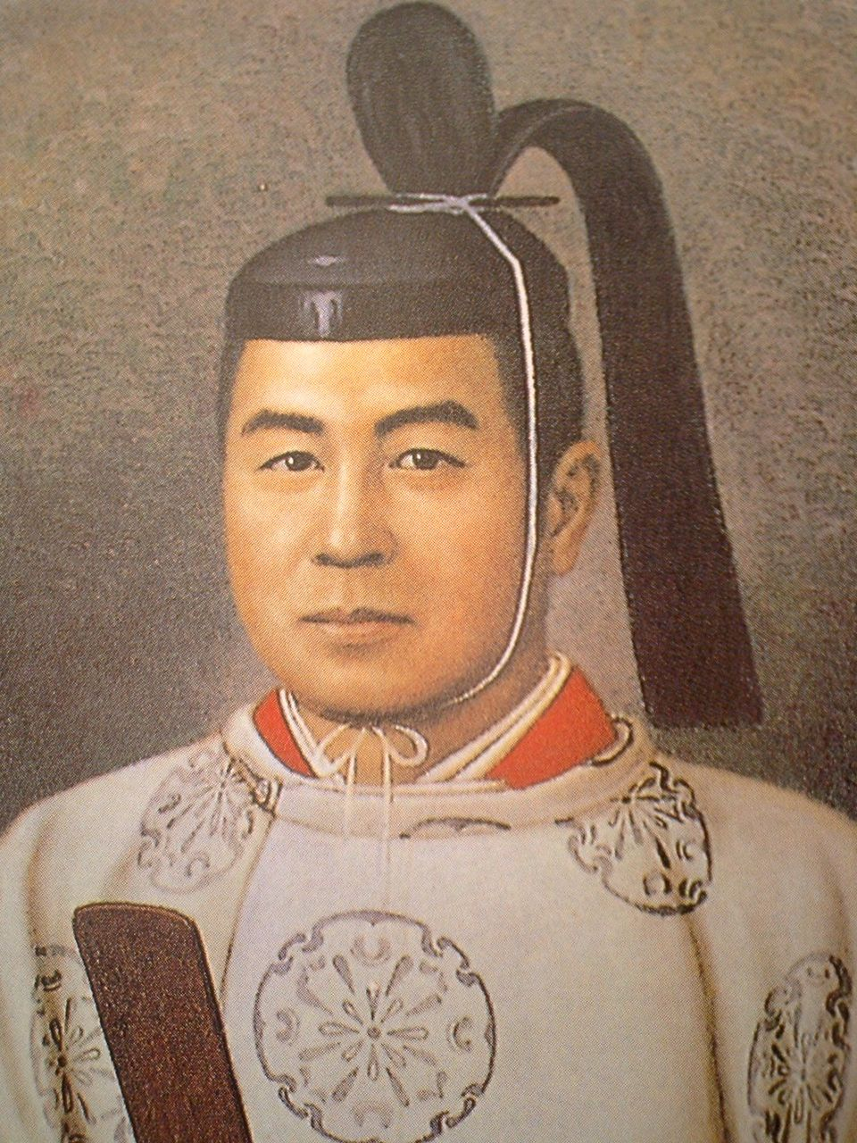 城とか陵墓とか : 亀山天皇陵