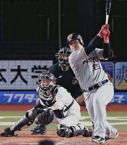 巨人岡本がホームランを打った試合の勝敗wwwwww
