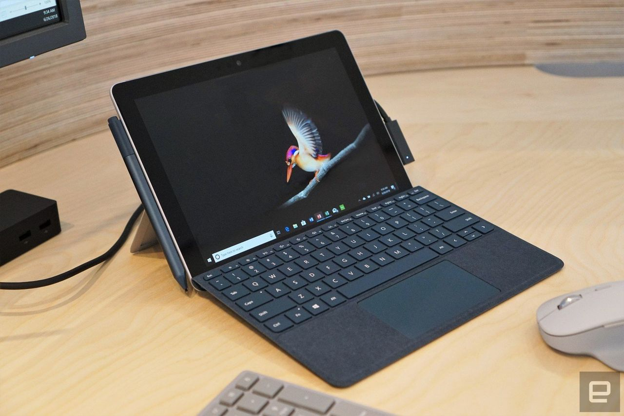 Surface+GO