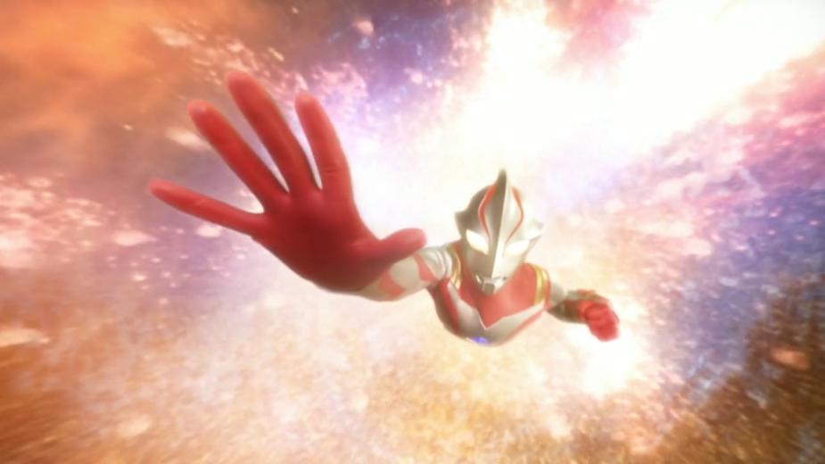 Ultraman Mebius Henshin