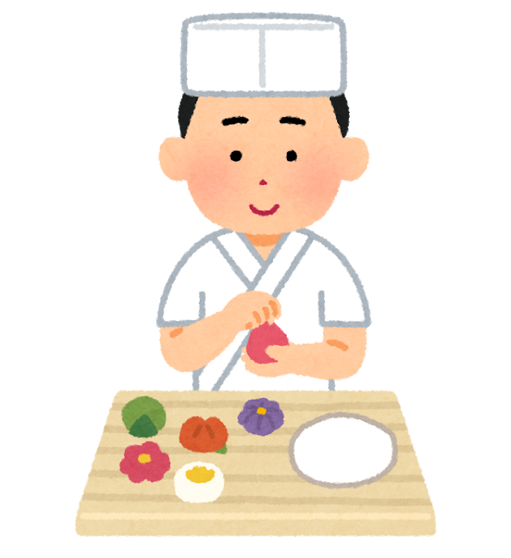 job_sweets_wagashi_syokunin_man
