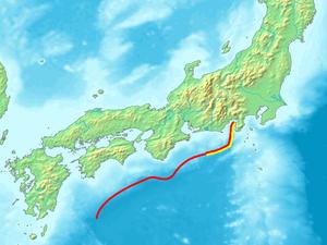 300px-Nankai_trough_topographic