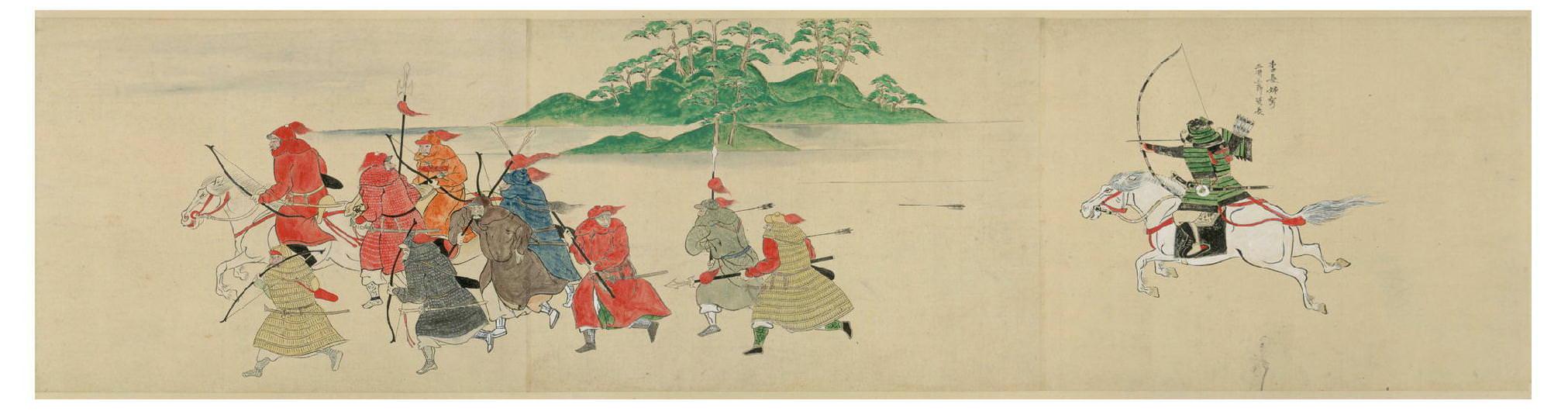 鎌倉 武士 やばい