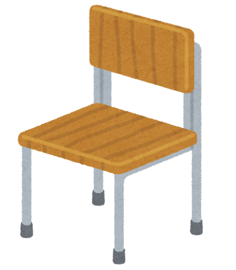 gakkou_isu_chair
