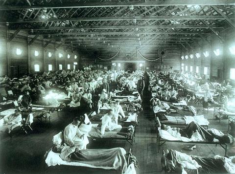 「スペインかぜ」 史上最悪のインフルエンザの謎に迫る