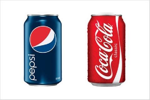 コカ・コーラとペプシコーラの違いは?