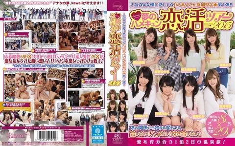 kawaii presents 夢のハメキュン恋活ツアー2015